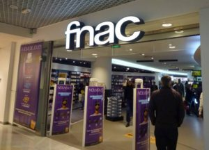 fnac parly 2